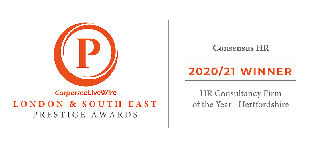 HR Consultancy Firm of the Year 2021 - Hertfordshire